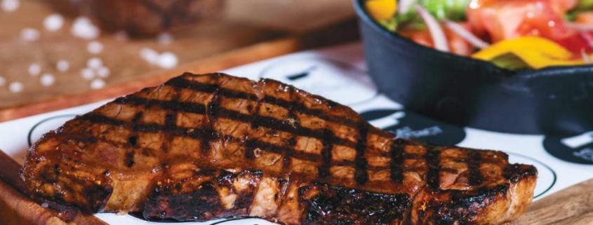 Steak Darling Harbour, King Street Wharf