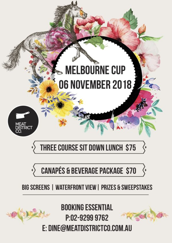 Sweepstakes for melbourne cup 2018