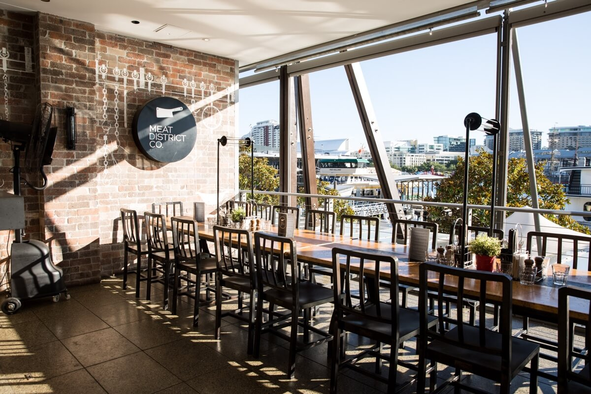 Chill Out Happy Hour Barangaroo - Meat District
