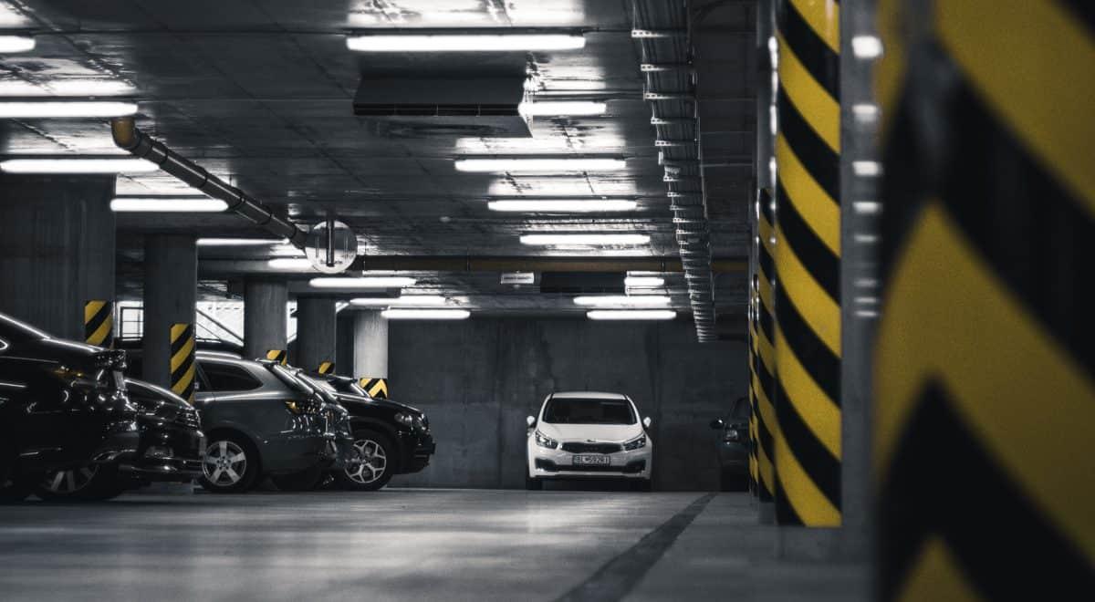 VIP Parking1200