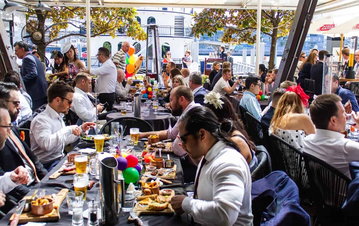 Book Your Melbourne Cup Lunch 2020 at MDC
